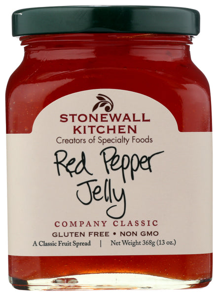 Stonewall Kitchen: Red Pepper Jelly, 13 Oz