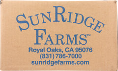 Sunridge Farm: Organic Sunny Fruit Slices, 10 Lb