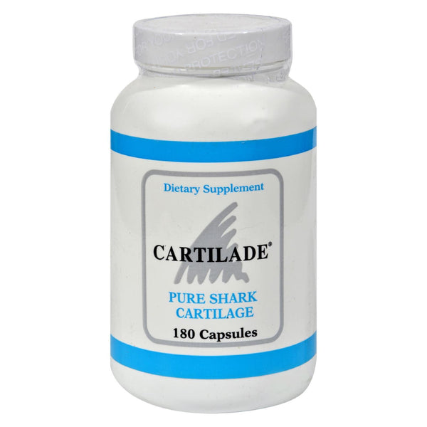 Cartilade Pure Shark Cartilage - 180 Capsules
