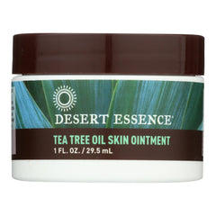 Desert Essence - Tea Tree Oil Skin Ointment - 1 Fl Oz