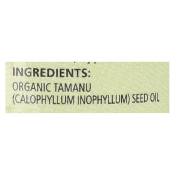 Aura Cacia - Natural Skin Care Oil Tamanu - 1 Fl Oz