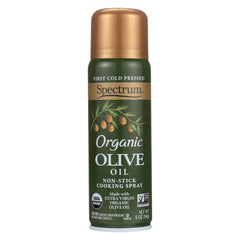 Spectrum Naturals Organic Extra Virgin Olive Spray Oil - Case Of 6 - 5 Fl Oz.