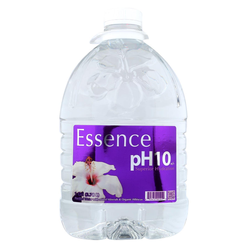 Essence Alkaline Water - Essence Ph10 Water - Gallon - Case Of 4 - 1 Gal