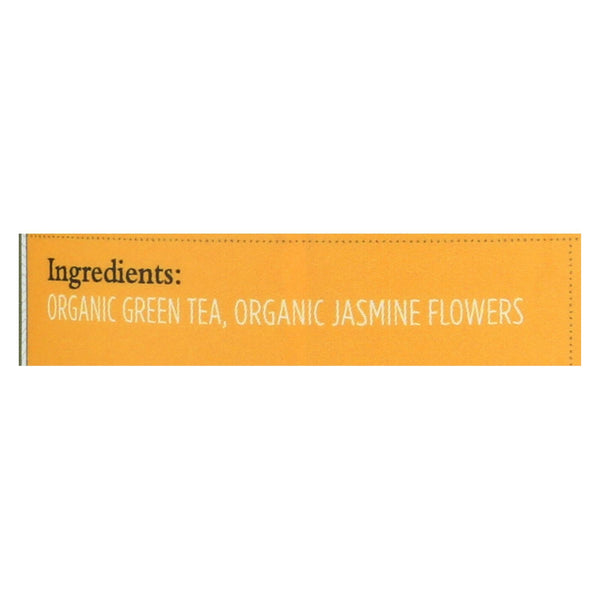 Paromi Tea Organic Paromi Jasmine Tea - Case Of 6 - 15 Count