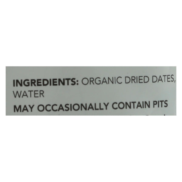 Fruit Bliss - Organic Deglet Nour Dates - Dates - Case Of 6 - 5 Oz.
