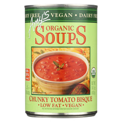 Amy's -  Chunky Tomato Bisque - Case Of 12 - 14.1 Oz