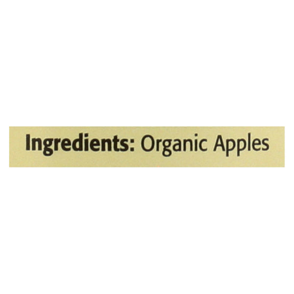 Omena Organics Apple Sauce - Organic - Unsweetend - Case Of 12 - 23 Oz