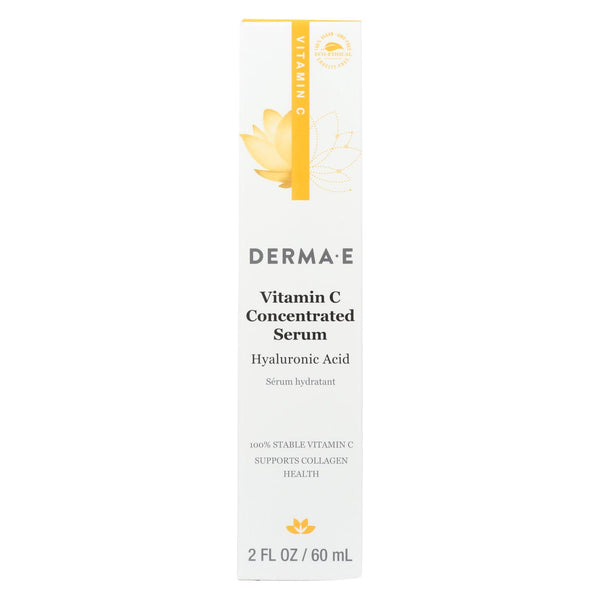 Derma E - Vitamin C - Concentrated Serum - 2 Fl Oz.