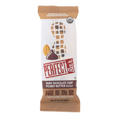 Perfect Bar Dark Chocolate Chip Peanut Butter Perfect Bar  - Case Of 8 - 2.3 Oz