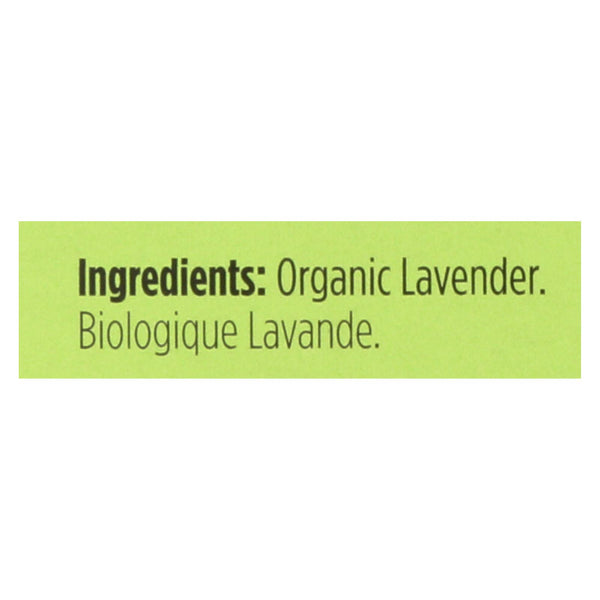 Spicely Organics - Organic Lavender - Case Of 6 - 0.1 Oz.