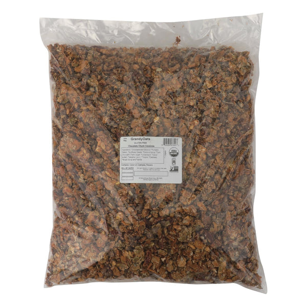 Grandy Oats - Granola Coconola Chnk - Case Of 10 - Lb