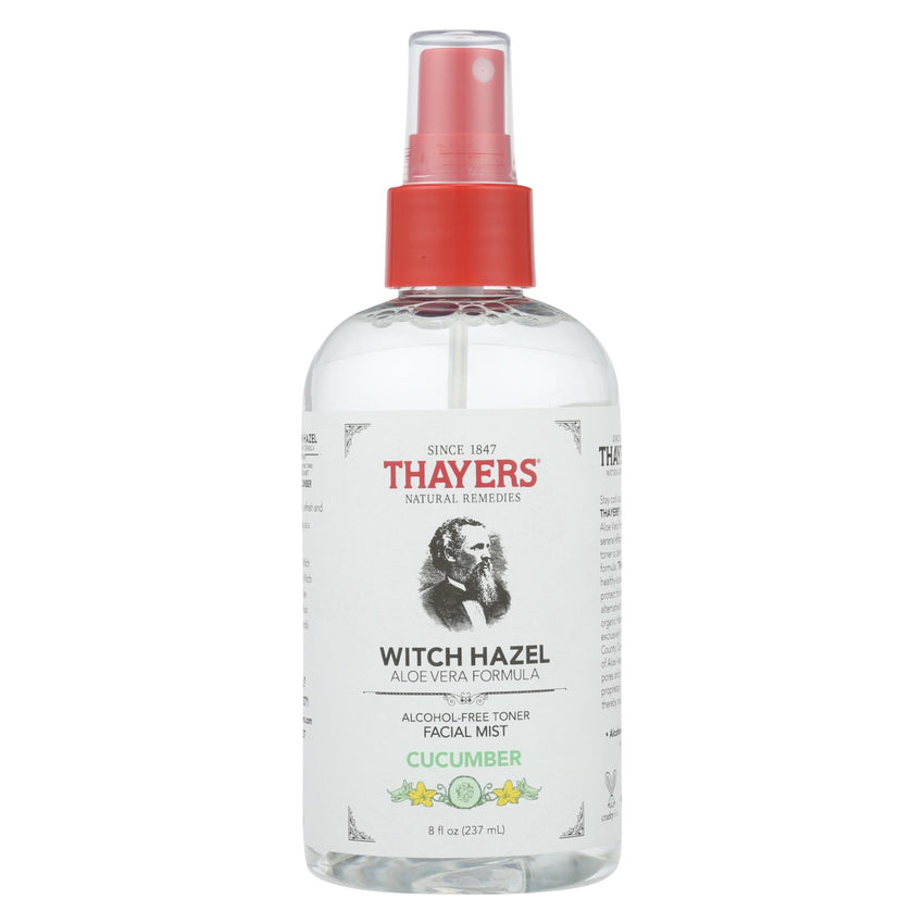 Thayers - Witch Hazel Facial Mist - Cucumber - 8 Fz