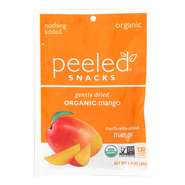 Peeled - Dried Fruitmango - Case Of 10-1.23 Oz
