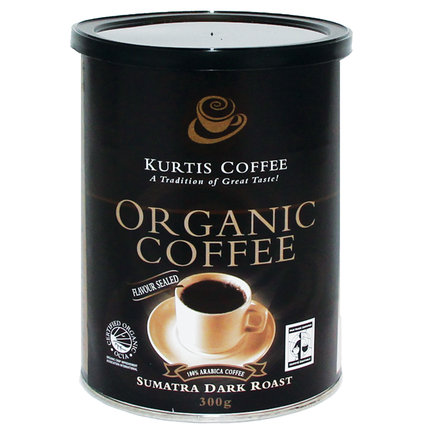 Sumatra Dark Roast Tin (300 g)