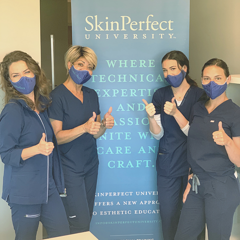 image of Skin Perfect Academy Team