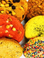 Load image into Gallery viewer, Freshly Baked Jumbo Cookie Assortment