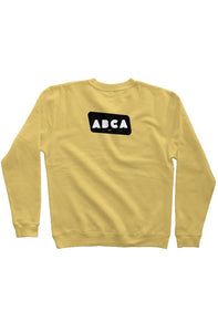RAW Pigment Dyed Crew Neck