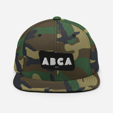 Load image into Gallery viewer, RAW Snapback Hat