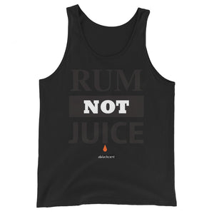 'Rum Not Juice' Tank Top