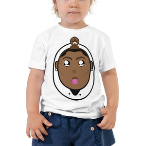 Tongue Out' Toddler Short Sleeve Tee