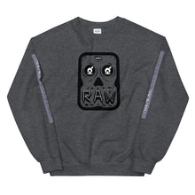 Load image into Gallery viewer, RAW Unisex Sweatshirt
