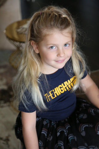 Toddler's HIGHWIRE Studio Gear Tee - The HighWire with Del Bigtree