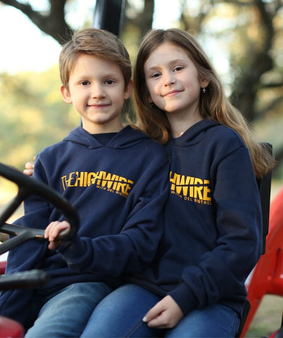 Kid's Pullover Sweatshirt