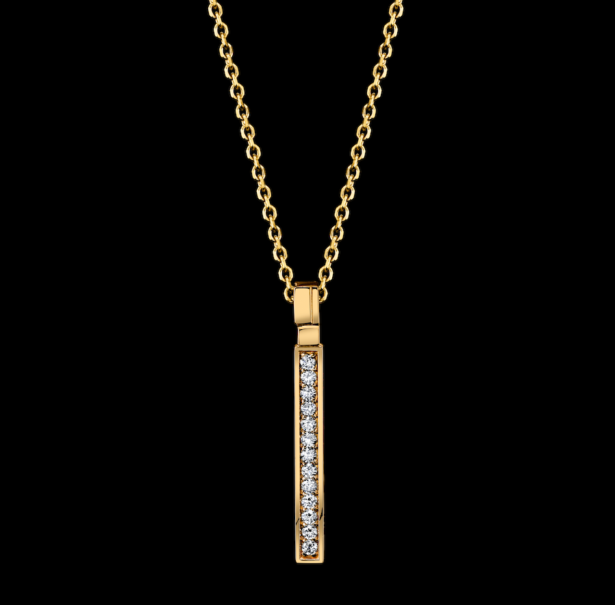 Signature Collection XL Bar Necklace