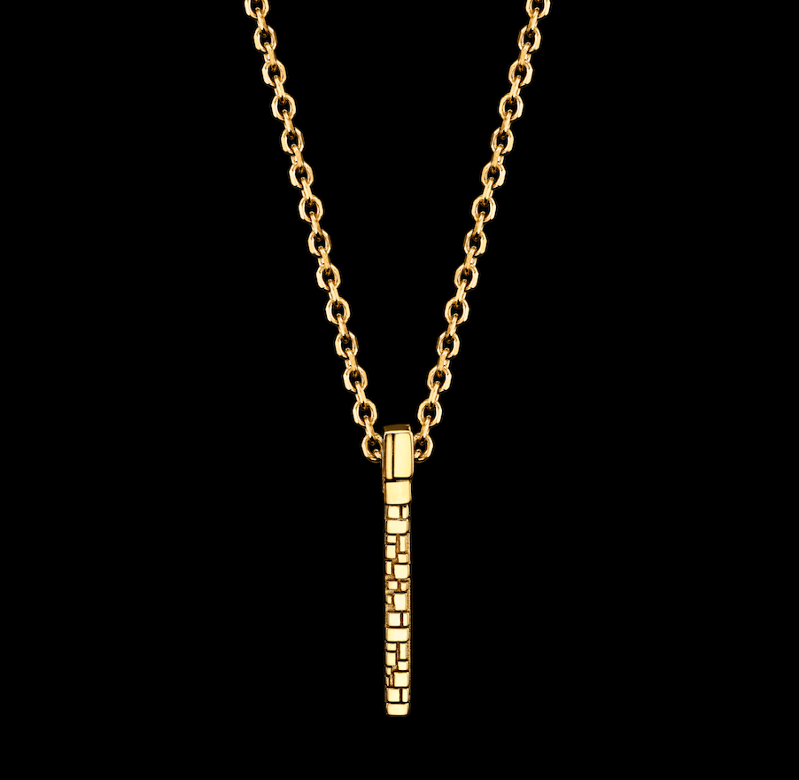 Signature Collection Micro Bar Necklace