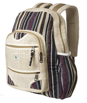 Hemp Cotton Knapsack