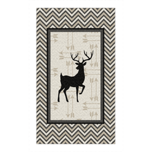 Load image into Gallery viewer, Deer and Arrows Rug, Forest Rom Decor