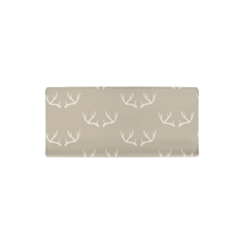 Load image into Gallery viewer, Antlers Changing Pad Cover, Rustic Baby Bedding