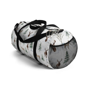 Woodland Duffel Bag, Deer Hospital Bag - Enchanted Forest