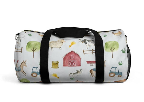 Logan's Farm Duffel Bag, Farm Hospital Bag
