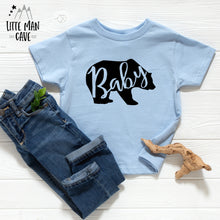 Load image into Gallery viewer, Baby Bear Shirt, Cabin Kids Clothes