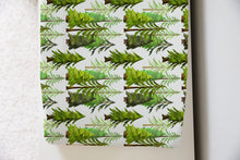 Load image into Gallery viewer, Pine Tree Changing Pad Cover Ref 2, Forest Nursery - Into the Wood