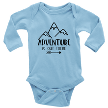 Load image into Gallery viewer, Adventure is Out There Baby Outfit, Outdoor Baby Clothes