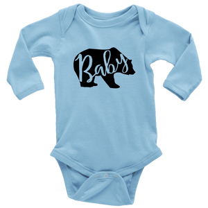 Baby Bear Shirt, Cabin Kids Clothes