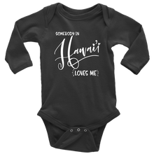 Load image into Gallery viewer, Somebody in Hawaii loves me shirt, Home State Kids Clothes