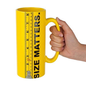 Ruler Coffee Mug