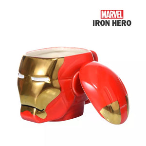 Marvel - Avengers Iron Man cup with cover