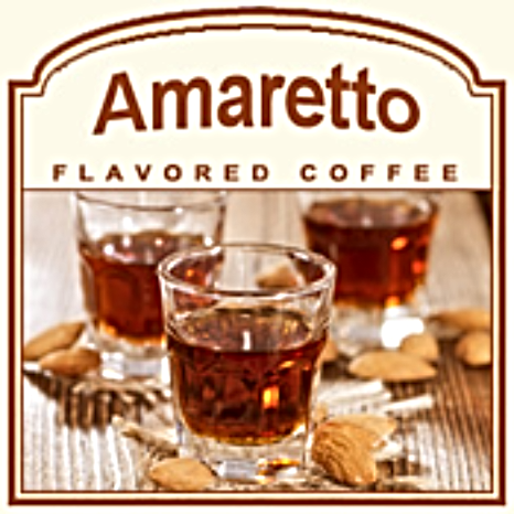 Amaretto Flavored Coffee -DECAF