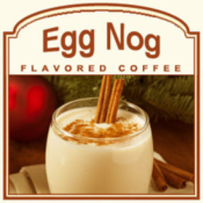 EggNog Flavored Coffee