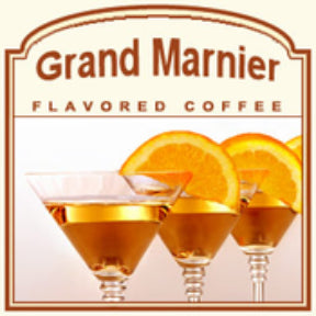 Grand Marnier Flavored Coffee -Regular