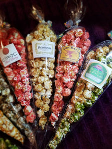 Liquor Infused Popcorn