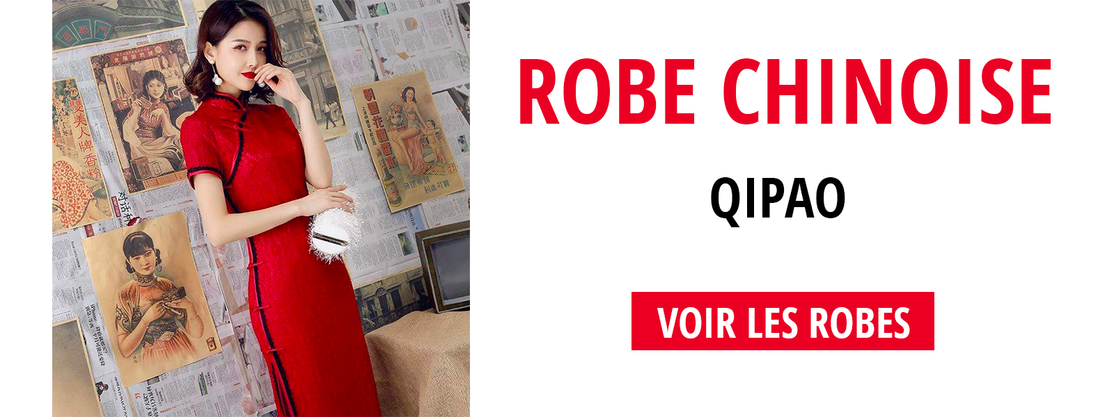Robe Chinoise Collection
