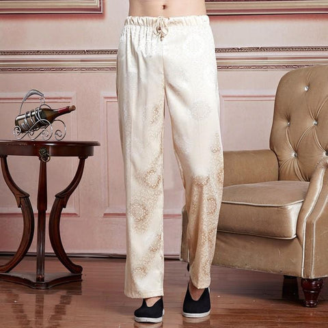 Pantalon Chinois Traditionnel