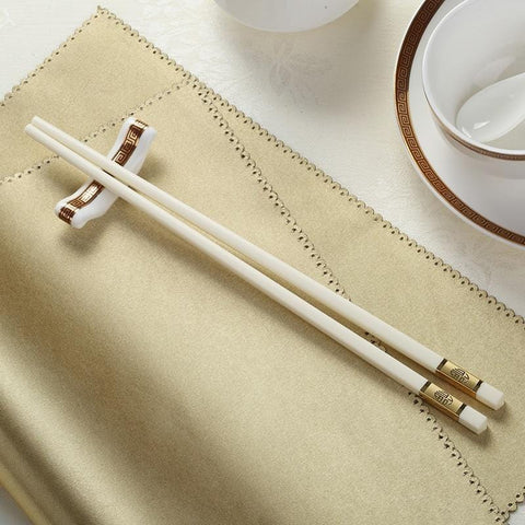 Baguettes Chinoises <br> Blanches
