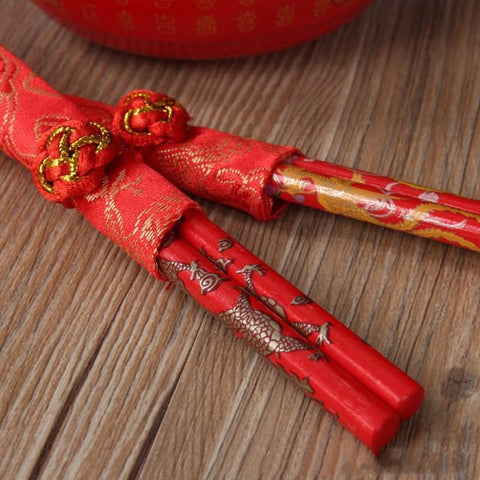 Baguettes Chinoises <br> Traditionnelles
