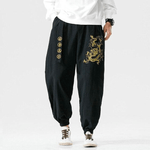 Pantalon Chinois Dragon